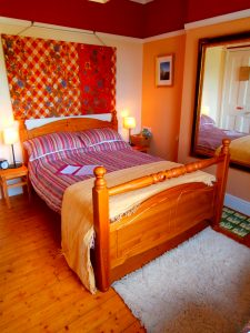 ensuite, guestroom, double ensuite room, cosy bedroom, guesthouse accommodation