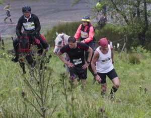 man v horse marathon, Green Events, June annually