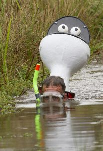 World Bog Snorkelling, Llanwrtyd Wells, Green Events , August Bank Holiday
