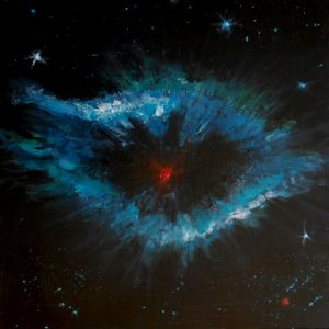 cats Eye Nebual , Cosmic Eye